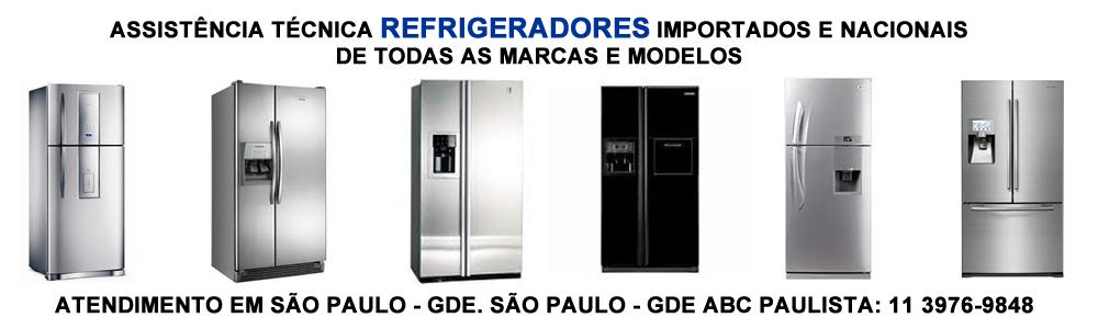 assistência técnica refrigeradores são paulo