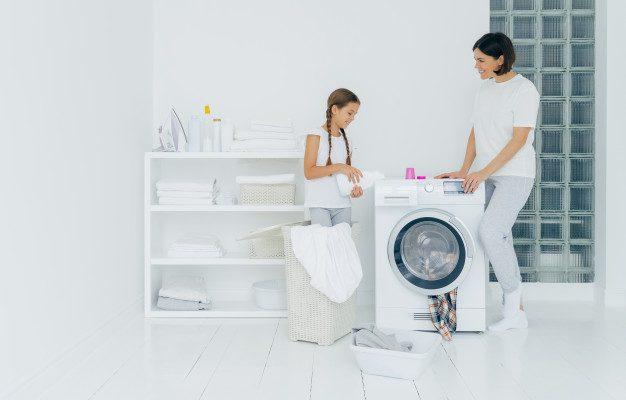 assistência técnica eletrodomésticos lavanderia